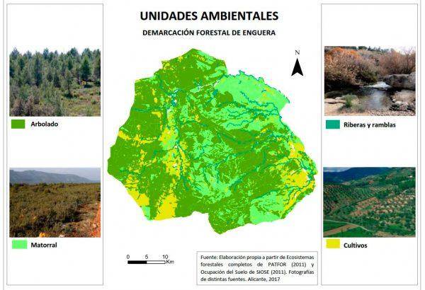 Categorización del paisaje